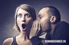arrangere speed dating event